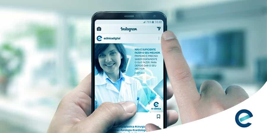 importância direct messages instagram marketing saude