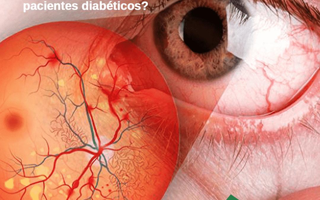 retina de olho em detalhe postagem para rede social Hospital Amazônia E-clínica Marketing para saúde